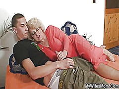 Keez Movies - Mother-in-law fucks her son in law