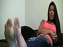 Xhamster - Thai girl's feet