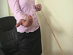Keez Movies - Office bitch swallows his big rod